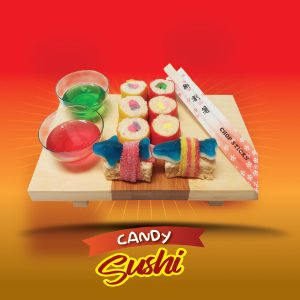 Manny's Candy Sushi